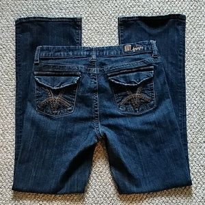 W's Kut from the Kloth bootcut jeans sz 10